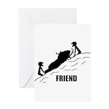 Friend / Best Friend Greeting Card