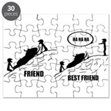 Friend / Best Friend Puzzle