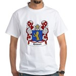 Lewart Coat of Arms White T-Shirt