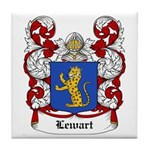 Lewart Coat of Arms Tile Coaster