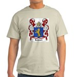 Lewart Coat of Arms Ash Grey T-Shirt