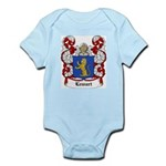 Lewart Coat of Arms Infant Creeper