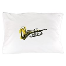 trumpet Pillow Case