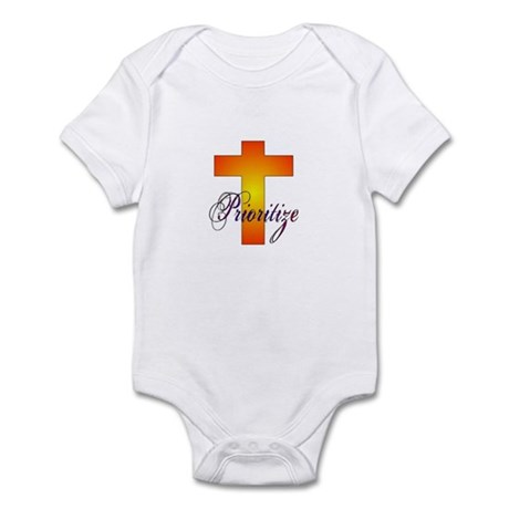 Prioritize Cross Infant Creeper