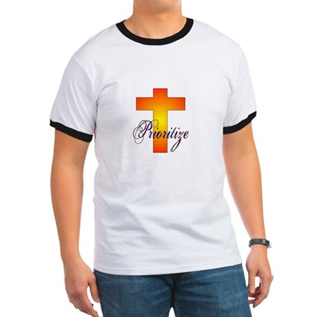 Prioritize Cross Ringer T