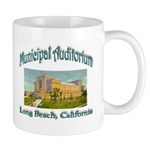 Long Beach Municipal Auditorium Mug