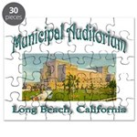 Long Beach Municipal Auditorium Puzzle