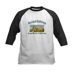 Long Beach Municipal Auditori Kids Baseball Jersey