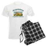 Long Beach Municipal Auditorium Men's Light Pajama