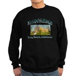 Long Beach Municipal Auditorium Sweatshirt (dark)