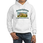 Long Beach Municipal Auditorium Hooded Sweatshirt