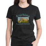 Long Beach Municipal Auditorium Women's Dark T-Shi