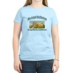 Long Beach Municipal Auditorium Women's Light T-Sh