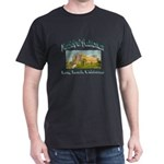 Long Beach Municipal Auditorium Dark T-Shirt