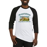 Long Beach Municipal Auditorium Baseball Jersey