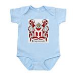 Krzyczewski Coat of Arms Infant Creeper
