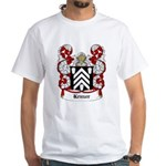 Kruzer Coat of Arms White T-Shirt