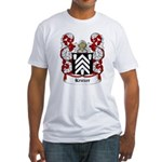 Kruzer Coat of Arms Fitted T-Shirt