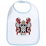 Kruzer Coat of Arms Bib