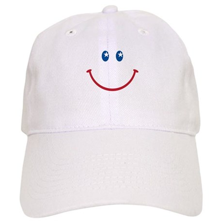 Smiley Face USA: Cap