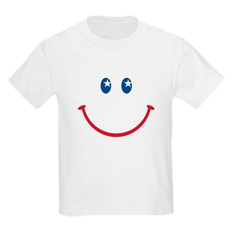 Smiley Face USA: Kids T-Shirt