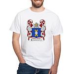 Kruniewicz Coat of Arms White T-Shirt
