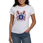 Kruniewicz Coat of Arms Women's T-Shirt