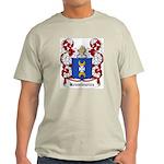 Kruniewicz Coat of Arms Ash Grey T-Shirt