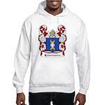 Kruniewicz Coat of Arms Hooded Sweatshirt