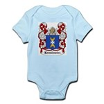 Kruniewicz Coat of Arms Infant Creeper
