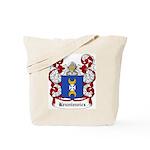 Kruniewicz Coat of Arms Tote Bag
