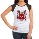 Kosy Coat of Arms Women's Cap Sleeve T-Shirt