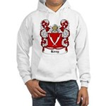 Kosy Coat of Arms Hooded Sweatshirt