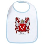 Kosy Coat of Arms Bib