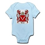 Kosy Coat of Arms Infant Creeper