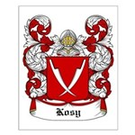 Kosy Coat of Arms Small Poster