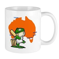 Australia Cricket Coffee Mug