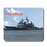 USS Anzio Mousepad