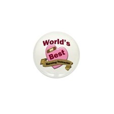 Funny Nurse instructors Mini Button (100 pack)