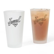 Cool Jewel Drinking Glass