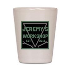 Personalized Workshop Shot Glass