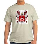 Junczyk Coat of Arms Ash Grey T-Shirt