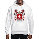 Junczyk Coat of Arms Hooded Sweatshirt