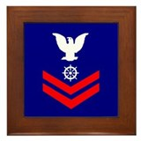 Quartermaster Second Class<BR> Framed Tile