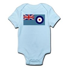 UK's RAF Flag Shoppe Infant Creeper