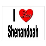 I Love Shenandoah Small Poster
