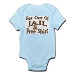 Jail Infant Creeper