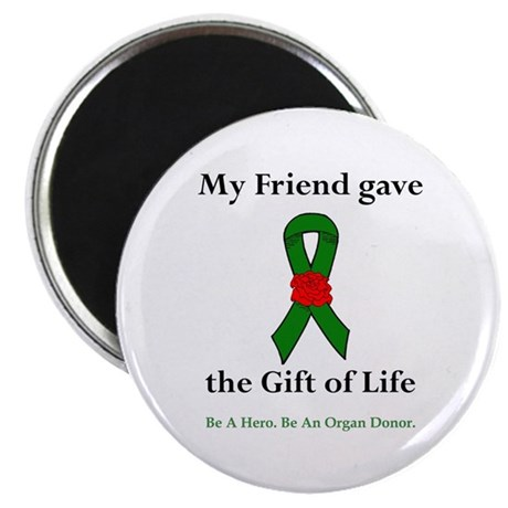 Friend Donor Magnet