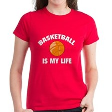 Basketball is my life Tee