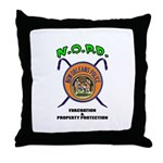 N.O.P.D. Evac Throw Pillow